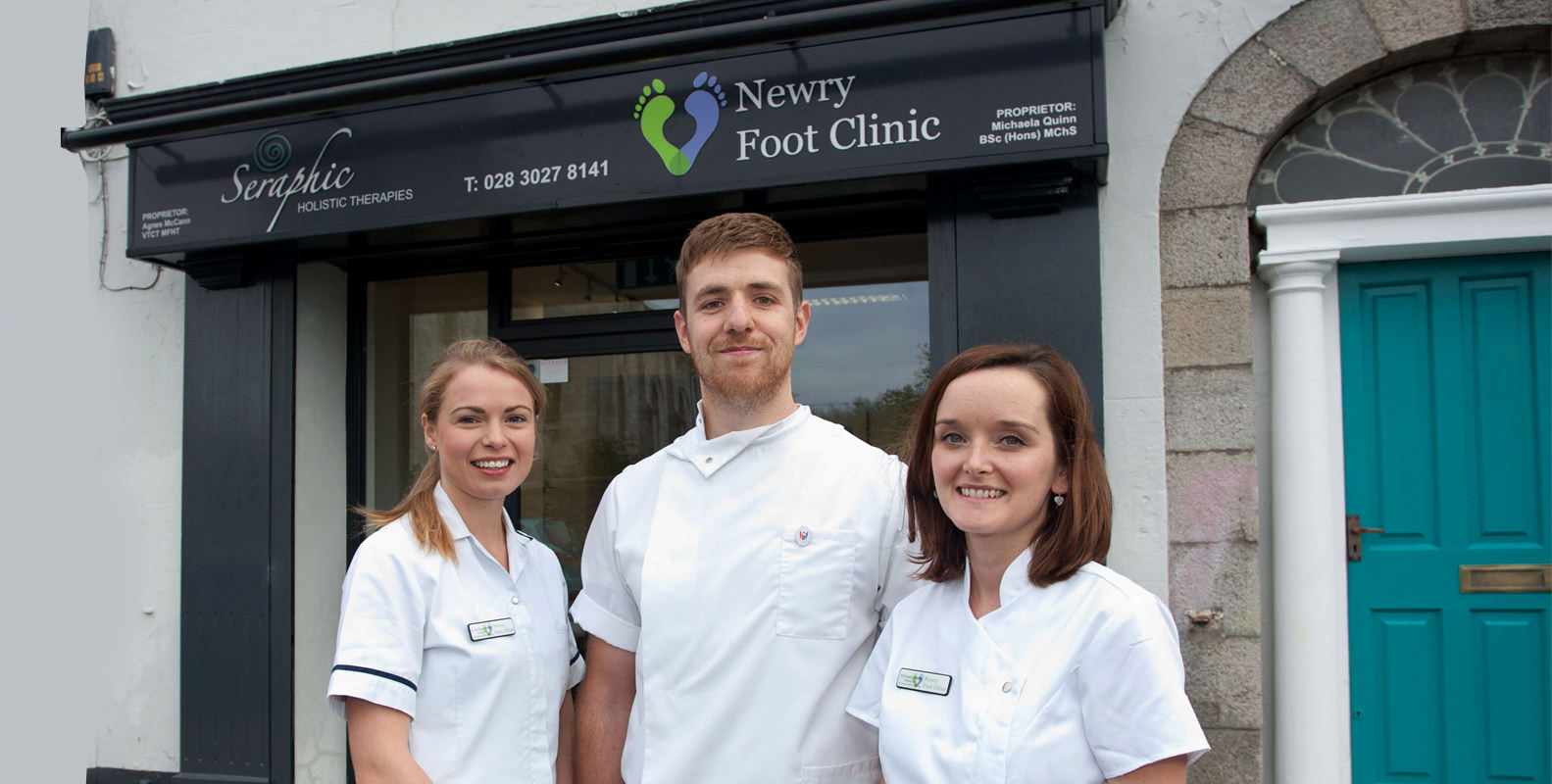 newry podiatry treatment